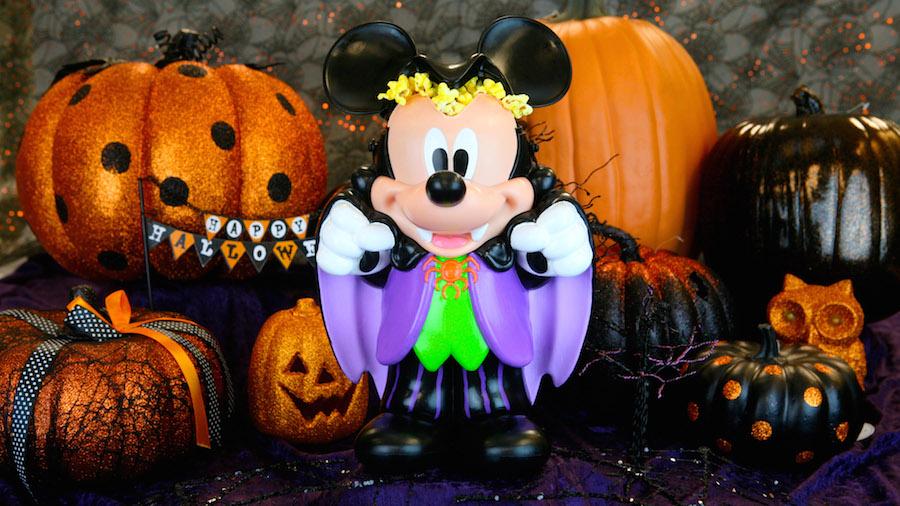 Mickey Not So Scary Halloween Party Tips