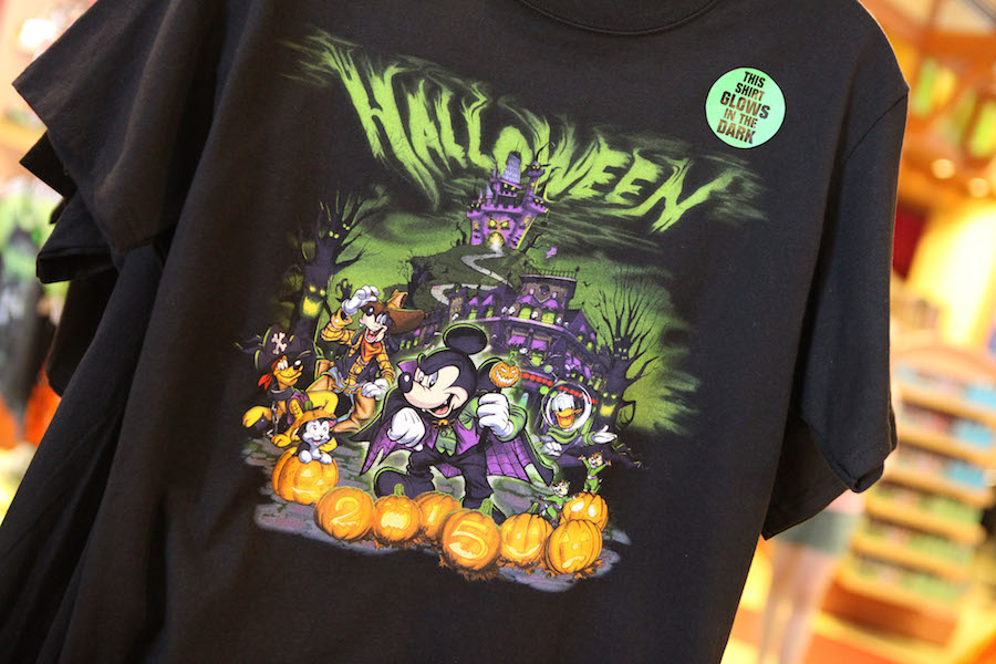 Adorable Disney World Halloween Souvenirs Now Available