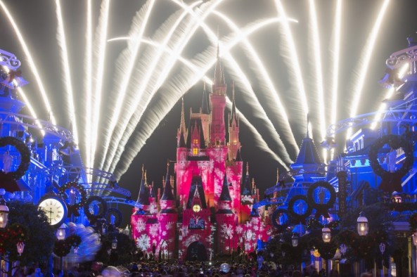 Celebrate The Magic This Holiday Season At Walt Disney World