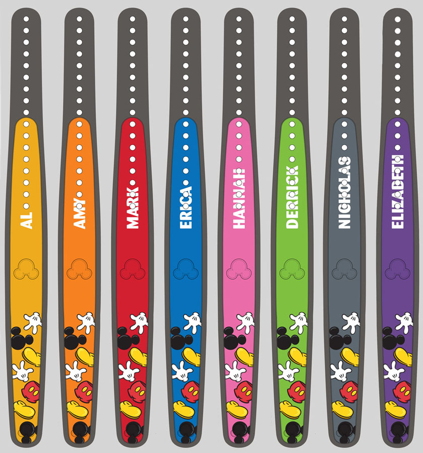 Magicband On Demand Now Open Disney World Enthusiast