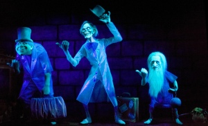 Haunted Mansion Ghosts 3