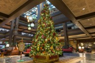 Polynesian Christmas Tree