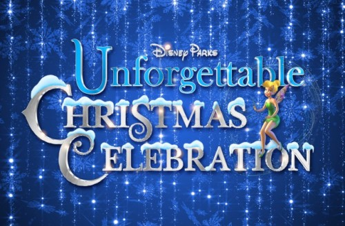 Disney Parks Unforgettable Christmas 1