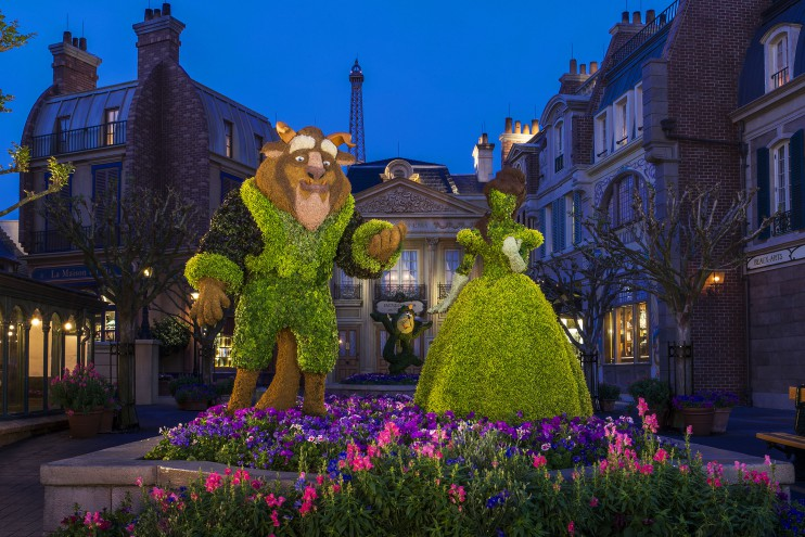 2017 Epcot International Flower And Garden Festival First Details Disney World Enthusiast