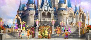 Mickey's Royal Friendship Faire 1