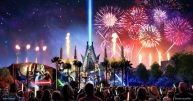 Star Wars Fireworks