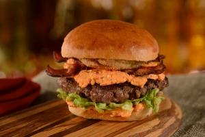 D- Luxe Burger 2
