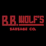 B B Wolfs Sausage