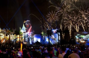 Star Wars Fireworks 1