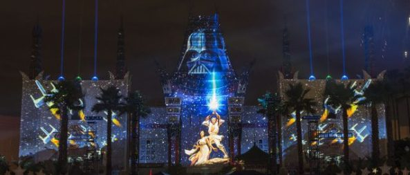 Star Wars Fireworks 4