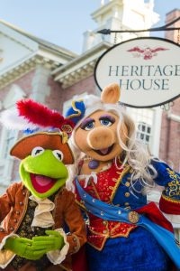 Muppets in Hall of Presidents