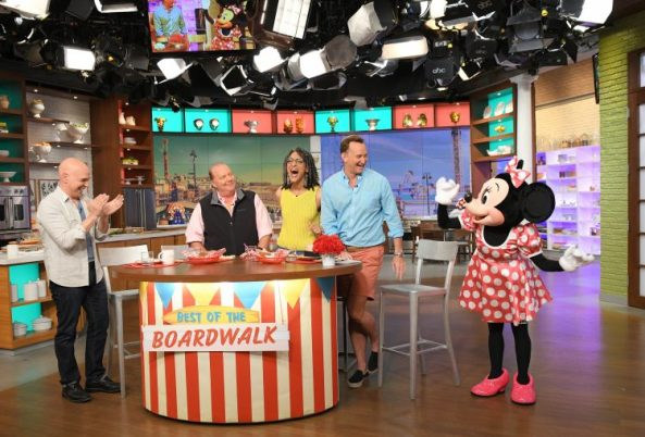"ABC's ""The Chew"" To Broadcast From The 2017 Epcot International Food And Wine Festival"