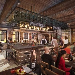 Wine Bar George 1