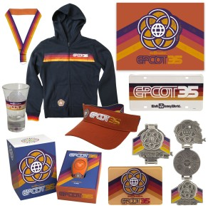 Epcot 35th Merchandise 2