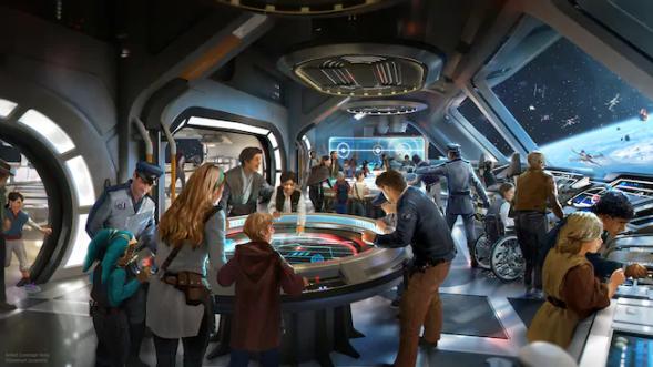 Star Wars Galactic Starcruiser 8