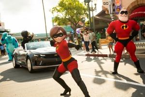 Hollywood Studios Celebrity Motorcade