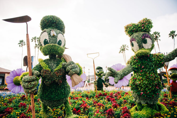 Taste of EPCOT International Flower and Garden Festival