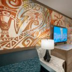 Moana Themed Guest Rooms