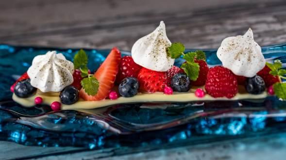 Australia Pavlova - Epcot International Food and Wine Festival