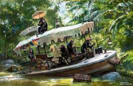 Jungle Cruise Reimagined 1