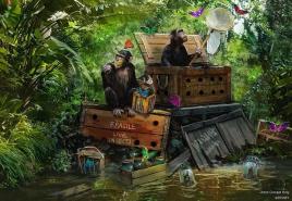 Jungle Cruise Reimagined 3