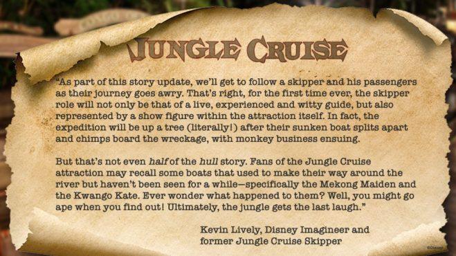 Jungle Cruise Reimagined 8