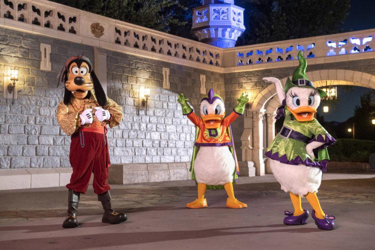 'Disney After Hours BOO BASH' Debuts Aug. 10 at Magic Kingdom Pa