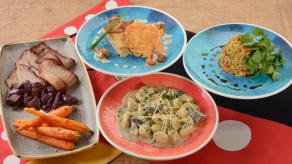 Chef Mickey's Dinner 3