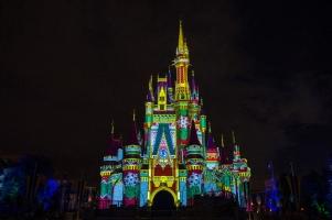 Holiday Cinderella Castle