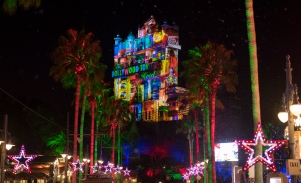 Holiday Tower of Terror